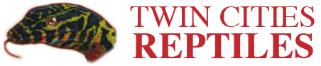 Twin Cities Reptiles logo